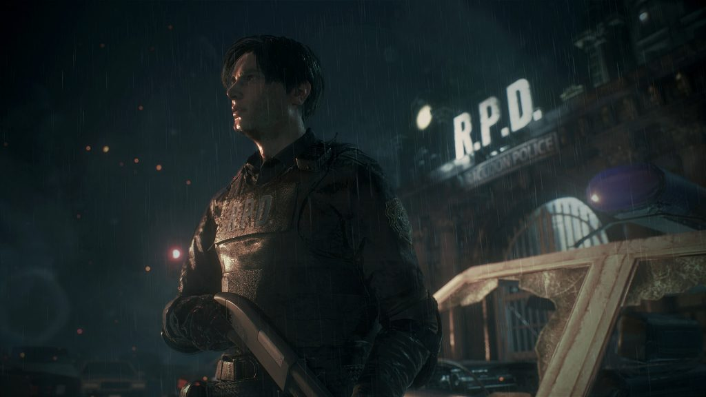 resident evil 2 leon's desk code how to unlock
