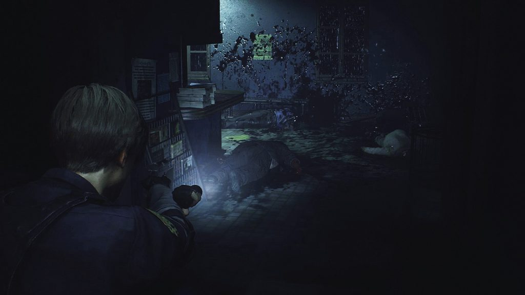 Resident Evil 2 Remake Dial Lock Combinations - Padlock Codes