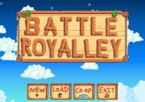 stardew valley battle royalley