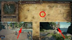 the carribean damascus material where to find kingdom hearts 3 locations
