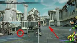 thebes lucky emblem locations where to find kh3 olympus