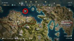 where to find nestor the formidable cultist location ac odyssey legacy first blade shadow heritage