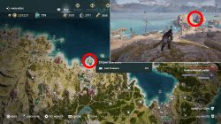 where to find shipwreck cove order of the storm clue ac odyssey legacy first blade