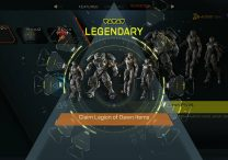 Anthem Legendary Weapon Disappeared Legion of Dawn Not Showing Up How to Fix