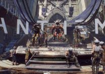 Anthem Main Menu Konami Code Easter Egg - How to Activate