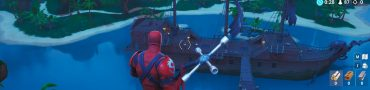 Fortnite Secret Battlestar Location Season 8 Week 1 Discovery Challenges