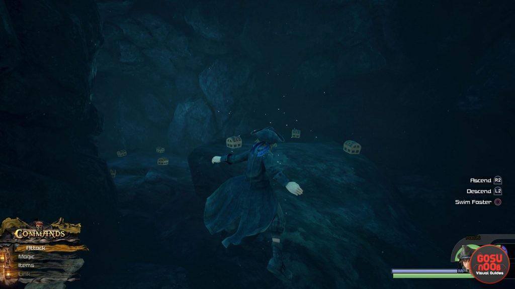 Kingdom Hearts 3 Rare Synthesis Materials Secret Cave Location