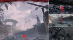 Metro Exodus Diary Location in Chapter 1 Moscow Crumpled Letter