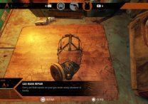 Metro Exodus How to Fix Broken Gas Mask - Martian Trophy