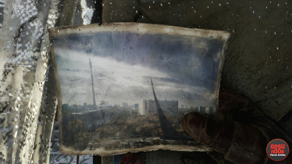 Metro Exodus Postcard Locations - Where to Find Collectibles