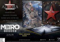 Metro Exodus Preorder Bonuses & Special Editions