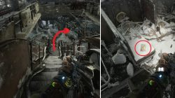 Metro Exodus Shura's Note Diary Location Chapter 1
