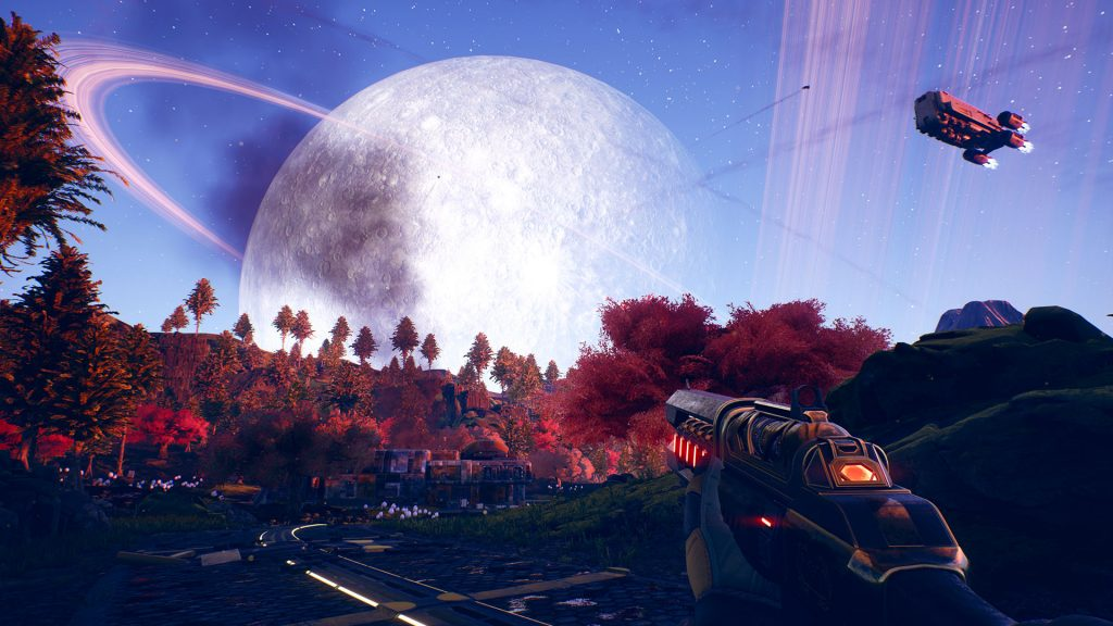 The Outer Worlds Release Date Might Have Been Leaked on Steam