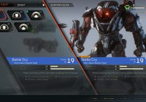 anthem crafting how to craft weapons gear consumables