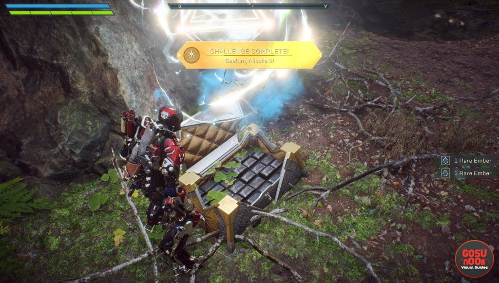 anthem ember farming how to get embers