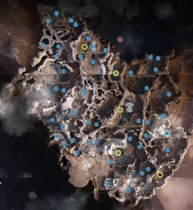 anthem world event map