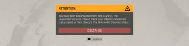 division 2 beta errors problems