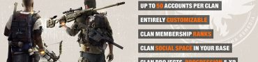 division 2 clans