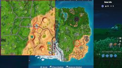 fortnite battle royale pirate camp locations