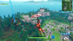 fortnite br pirate camp challenge locations