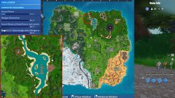 fortnite pirate camp locations weekly challenge