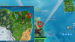 jungle giant face location fortnite season 8 week 1 weekly challenge