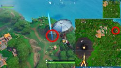 weekly challenge fortnite where to find giant face jungle season 8 week 1