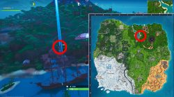 where to find secret battle pass tier star fortnite season 8 week 1 discovery challenges