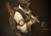 Division 2 Capitol Hill Arm Patch Unable to Unlock
