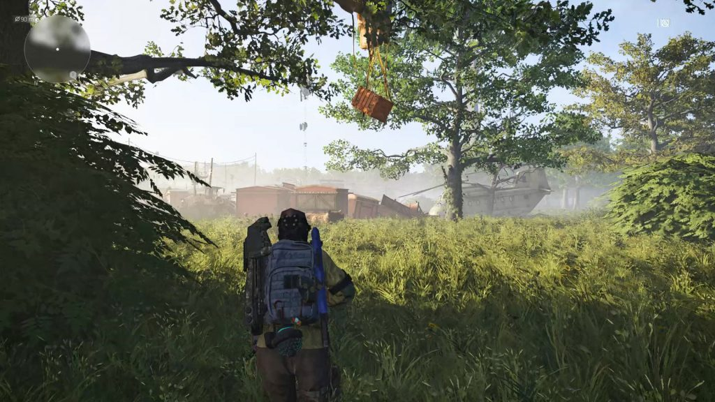 Division 2 Dye Orange Crate Locations