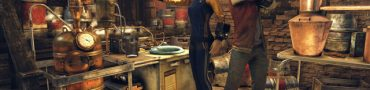 Fallout 76 Getting Brewing & Distilling Crafting Systems