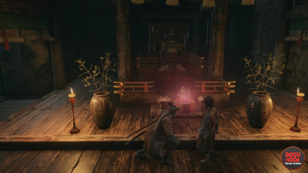 Sekiro Fountainhead Incense Location - How to Make