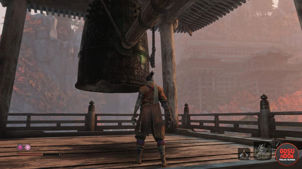 Sekiro How to Turn Off Demon Bell