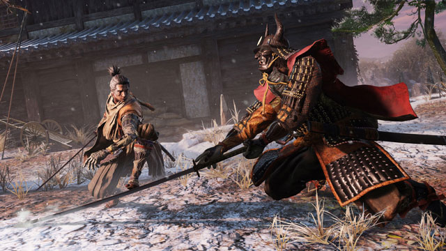 Sekiro Shadows Die Twice Launch Trailer Released