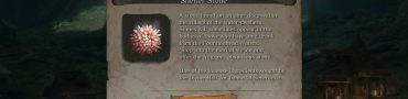 Sekiro Stone For Lord Kuro Incense Location