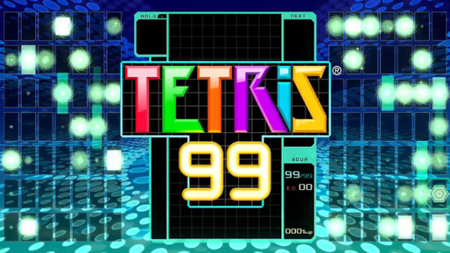 Tetris 99 Grand Prix Event on Nintendo Switch Announced