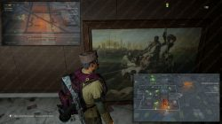 Watson and the Shark Artwork Artifact Map Division 2