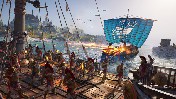 ac odyssey can't access episode 3 bloodline dlc