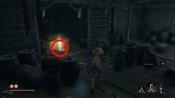 ashina depths sekiro prayer beads locations