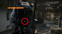 backpack skins division 2 how to change