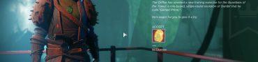 destiny 2 prime gambit wins malfeasance quest bug