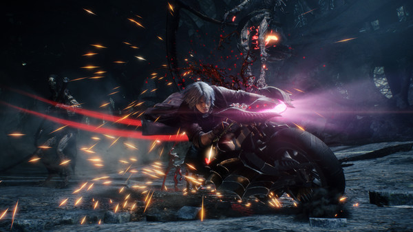 devil may cry 5 endings how to get secret ending
