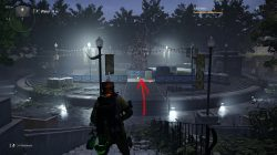 division 2 diamond mask location