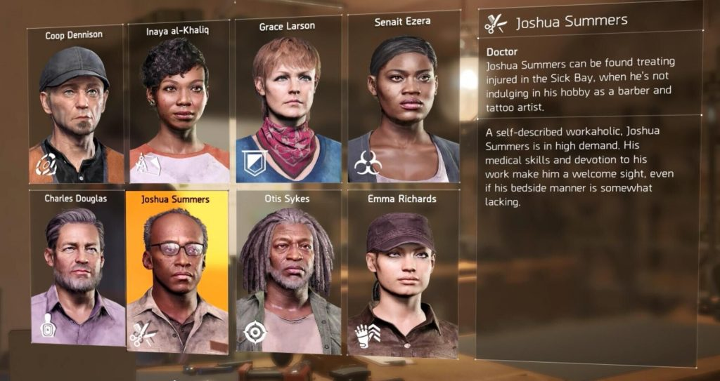 division 2 how to change hairstyle tattoo