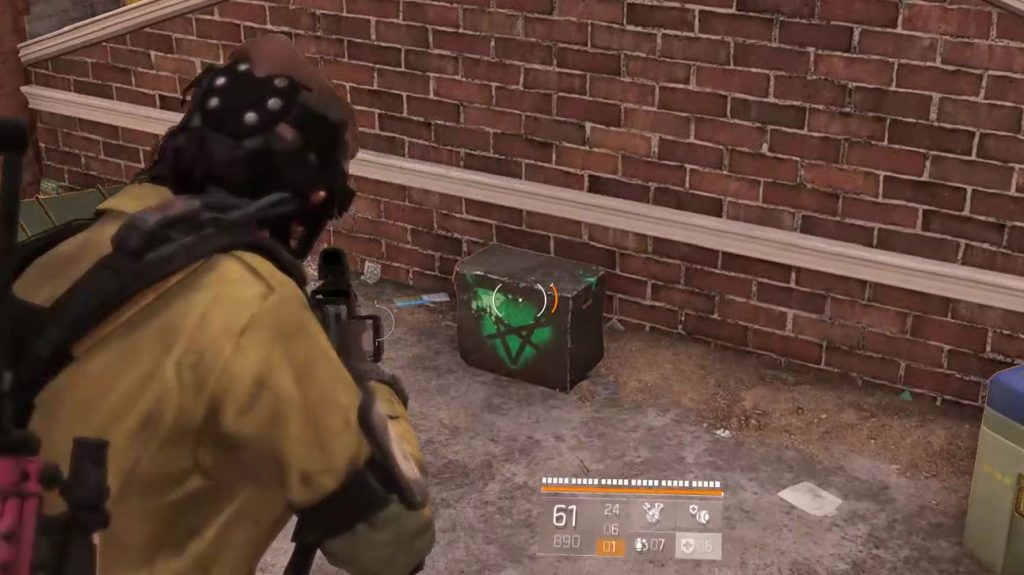 Division 2 Hyena Chest Locations