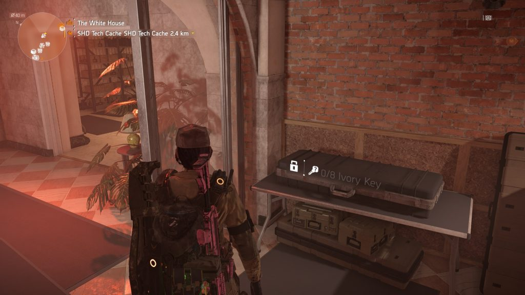 division 2 ivory key locations
