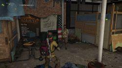 division 2 snitch bounty location