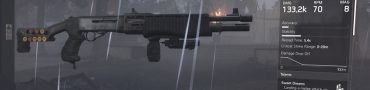 division 2 sweet dreams exotic shotgun