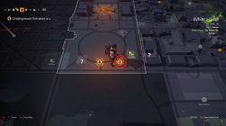 division 2 where to find hyenas key