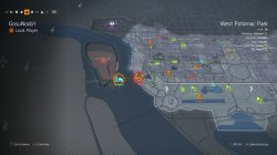 division 2 where to find snitch roosevelt island